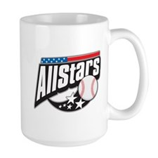 Baseball All Stars Mug
