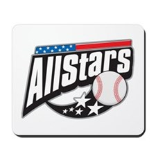 Baseball All Stars Mousepad