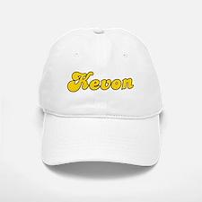 Retro Kevon (Gold) Baseball Baseball Cap