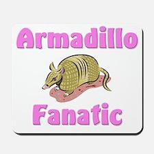 Armadillo Fanatic Mousepad