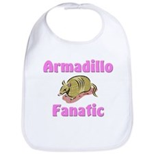 Armadillo Fanatic Bib