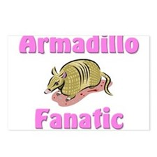 Armadillo Fanatic Postcards (Package of 8)