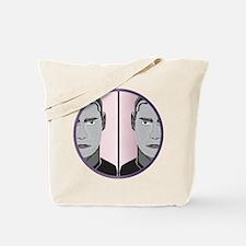 Gemini Men Tote Bag