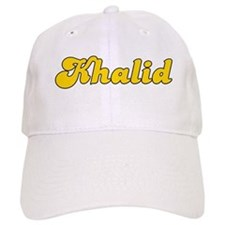 Retro Khalid (Gold) Baseball Cap