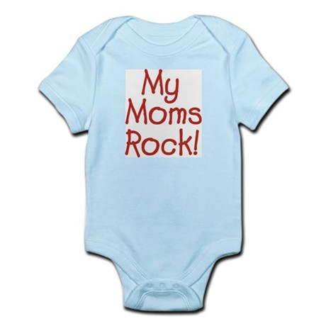 Moms Rock Infant Creeper