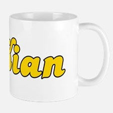 Retro Kian (Gold) Mug