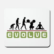 Evolve Yoga Mousepad