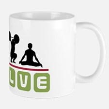Evolve Yoga Mug