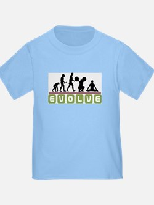 Evolve Yoga T