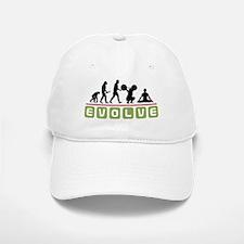 Evolve Yoga Baseball Baseball Cap
