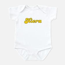 Retro Kiera (Gold) Infant Bodysuit