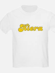 Retro Kiera (Gold) T-Shirt