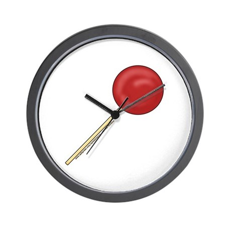 Cute Lollypop Picture 2 Wall Clock