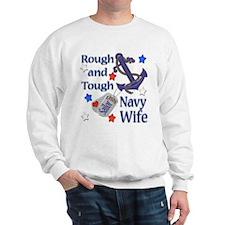 Anchor Sailor Wife Sweatshirt