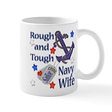 Anchor Sailor Wife Mug