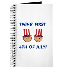 Twins First 4th Journal