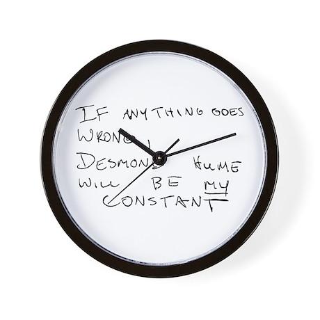 My Constant Wall Clock