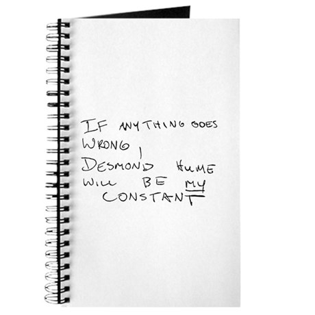 My Constant Journal