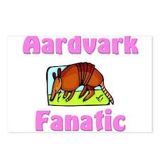 Aardvark Fanatic Postcards (Package of 8)