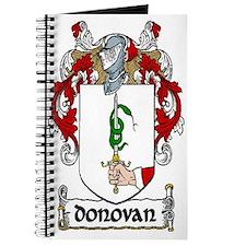Donovan Coat of Arms Journal