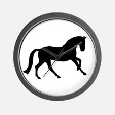 Cantering Horse Wall Clock