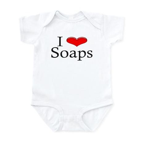 I Heart Soaps Infant Creeper