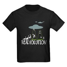 Evolution the truth T