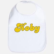 Retro Koby (Gold) Bib