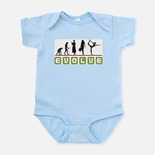 Evolve Yoga Infant Bodysuit