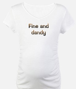 CW Fine And Dandy Shirt