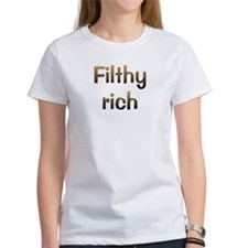 CW Filthy Rich Tee