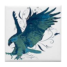 Riyah-Li Designs Eagle Tile Coaster