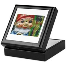 Gnome Body Loves Me Keepsake Box