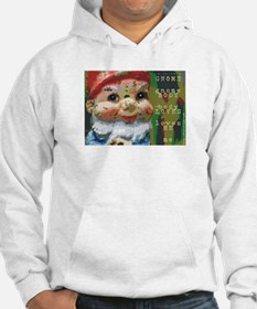 Gnome Body Loves Me Hoodie