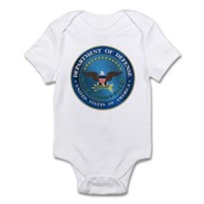 D.O.D. Emblem Infant Bodysuit