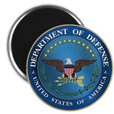 D.O.D. Emblem Magnet