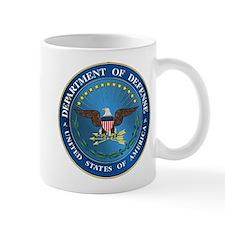 D.O.D. Emblem Mug