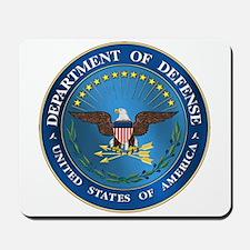 D.O.D. Emblem Mousepad