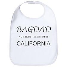 Bagdad, CA Bib