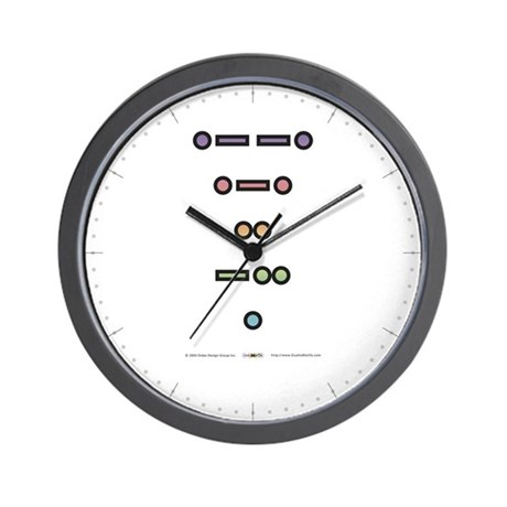 Pride in IMC Wall Clock