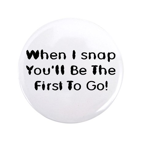 "snap 3.5"" Button (100 pack)"