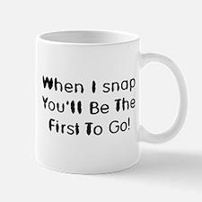 snap Small Mugs