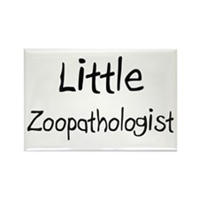 Little Zoopathologist Rectangle Magnet