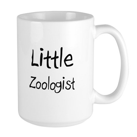 Little Zoologist Large Mug
