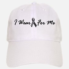 I Wear Black For Me 1 Baseball Baseball Cap