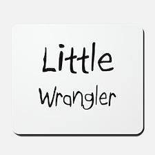 Little Wrangler Mousepad