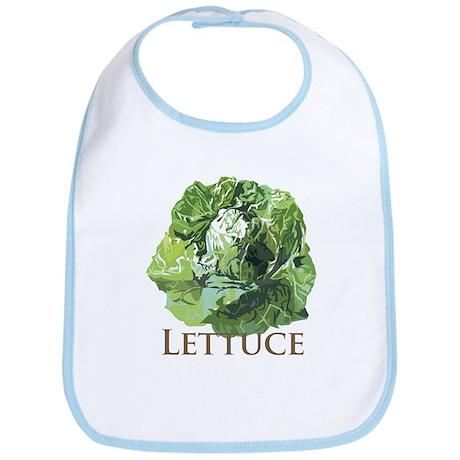 Leafy Lettuce Bib
