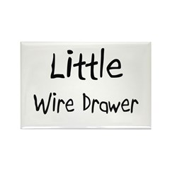 Little Wire Drawer Rectangle Magnet