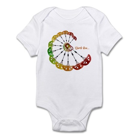 "Cam ""C"" Citrus - Infant Bodysuit"