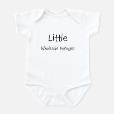 Little Wholesale Manager Infant Bodysuit